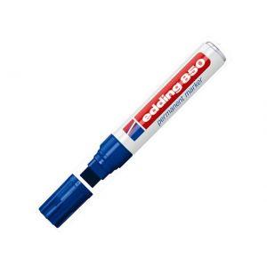 Marker EDDING 850 blå (5-15mm)