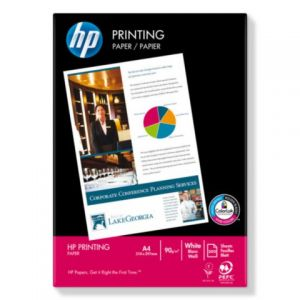 Kopipapir HP Printing Paper A4 90g 500/F
