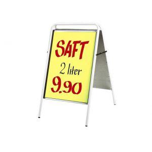 Vejskilt Sign 50x70cm hvid