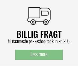 BILLIG FRAGT